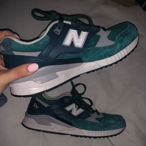 NEW BALANCE 530 - NWOT - Purchased from Madewell
